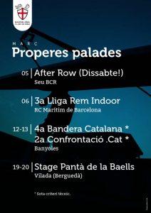 Properes Palades 3-2016