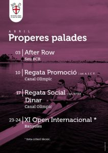 Properes Palades 4-2016