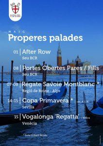 Properes Palades 5-2016